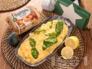 Рецепта Яйчена салата с майонеза, горчица, босилек и яйца Багрянка